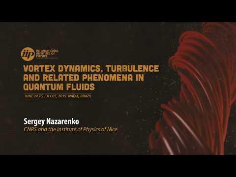 Wave turbulence III - Sergey Nazarenko