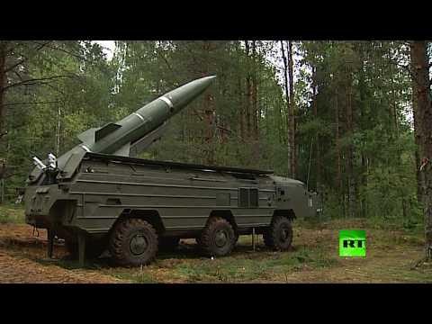 العرب اليوم - شاهد| طواقم الصواريخ البالستية الروسية تتدرب عند تخوم الناتو