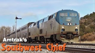 Video Amtrak's Southwest Chief: Chicago to Los Angeles MP3, 3GP, MP4, WEBM, AVI, FLV Juni 2019