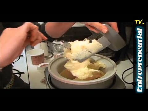 Entrepreneur Startup Success Stories – Homemade Ice cream Makers