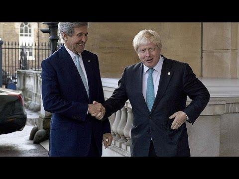 Συρία: Νέες πιέσεις από ΗΠΑ και Βρετανία για τον τερματισμό των συγκρούσεων