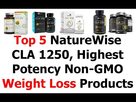 Top 5 NatureWise CLA 1250 Review Or Weight Loss Products That Work Fast V65
