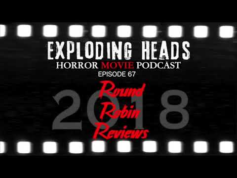 Exploding Heads Horror Movie Podcast Episode 67