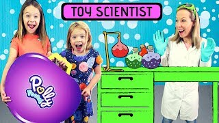Video Welcome to the Toy Scientist Lab MP3, 3GP, MP4, WEBM, AVI, FLV Oktober 2018