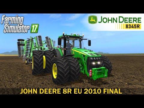 John Deere 8R EU 2010 FINAL v2.1