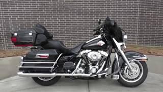 10. 655443   2007 Harley Davidson Ultra Classic   FLHTCU