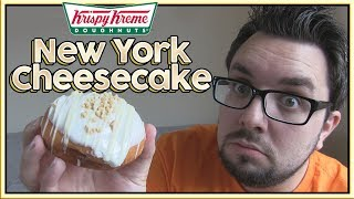 MJ checks out the newest Krispy Kreme Doughnut, this is the New York Cheesecake variety featuring a biscuit crumb, white chocolate drizzle, vanilla icing and a Kreme Cheese filling.►Our Podcast : http://shoutengine.com/FRUKUnwrappedTheFoodReviewUKPodcast/►My Comedy : http://www.youtube.com/user/JamiesonComedy► My Movie Reviews: https://www.youtube.com/channel/UCbQ3rZXwS6quktVPLojG7dg►My Let's Plays: https://www.youtube.com/channel/UCuvxtcDOJPjFdwSmaSMSjFQ►My VLOG : http://www.youtube.com/user/MichaelJamiesonsLife►ReZ Daily : http://www.youtube.com/c/ReZourcemanDaily►Nate's Channel https://www.youtube.com/user/NaynaPeterson►Gossi's Channel https://www.youtube.com/user/Gostiano►The FRUK Buddies Playlist https://www.youtube.com/playlist?list=PLe85i3ke1QZjE4c1wGl0wBJblQVni5Ff8►T-Shirts : http://foodreviewuk.spreadshirt.co.uk►Website - - - http://www.FoodReviewUK.com►Twitter - - - - http://www.twitter.com/FoodReviewUK ►Instagram - - http://www.instagram.com/frukgram►MJ's Instagram - - http://www.instagram.com/rezourcemanBusiness Enquiries - michaeljamiesoncomedy@gmail.com