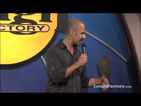 MAZ JOBRANI - Standup Comedian video