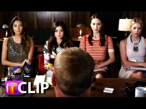 finally - 'Pretty Little Liars': Creator Marlene King finally ready to reveal the real 'A'. Subscribe! http://bit.ly/10cQZ5j Starring Lucy Hale Starring Ashley Benson Starring Shay Mitchell Starring...