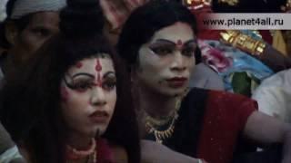 Kumta India  city images : Праздник Холи. Кумта, Индия / Holi. Kumta, India
