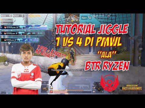 TUTORIAL CARA JIGGLE CLOSE COMBAT  - PUBG MOBILE INDONESIA PMWL
