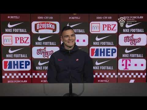 Filip Uremović uoči Švedske