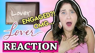Video Taylor Swift - Lover (Lyric Video) REACTION download in MP3, 3GP, MP4, WEBM, AVI, FLV January 2017
