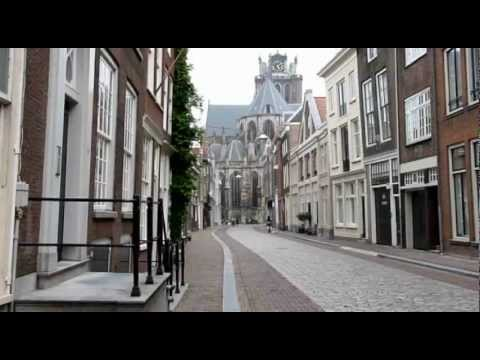 The old center of Dordrecht