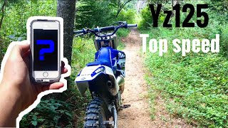 2. Here's How Fast A Yz125 Can Go | Official Top Speed