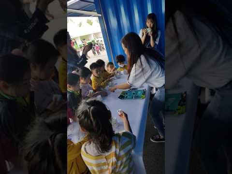 포디믹스 어린이집, 유치원 행사 (코끼리 피규어 채색) 5