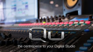 Setting up and optimising your Qu series mixer for tracking and mixing, with both in-the-box and out-the-box workflows in your...