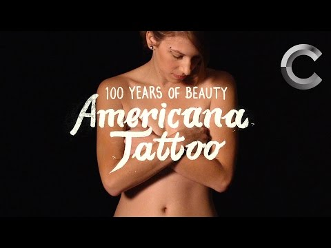 100 Years of Americana Tattoo Styles