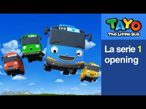 @Tayo El Pequeño Autobús Español Tayo Spanish [Tayo Español la Serie 1] La apertura