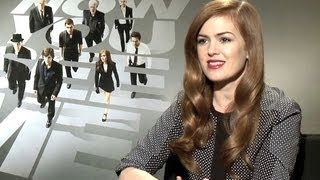 Isla Fisher Interview - Now You See Me (HD) JoBlo.com