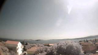 Orebic Peljesac - time lapse video May 05, 2013