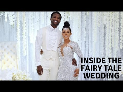 Gucci Mane and Keyshia Ka'oir's 1.7 Million Dollar Wedding (видео)