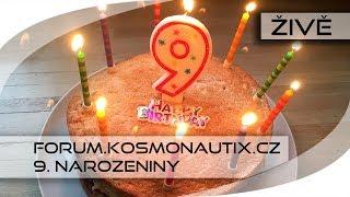 Video Oslava devátých narozenin našeho diskusního fóra MP3, 3GP, MP4, WEBM, AVI, FLV Oktober 2018