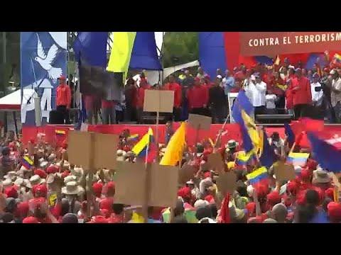 Διχασμένη η Ευρωβουλή για τη Βενεζουέλα