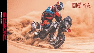 2. 2019 KTM 790 Adventure Walkaround | The Final Version is Here!