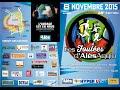 Course 10 km - Ligne d'arriv�e  Foulees d'Ales Agglo 2015