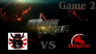 BU vs Empire, game 2