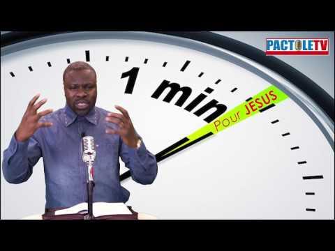 LES DONS que Dieu a mis en Nous - Le Pasteur Toms KKaluyoyi - 1 MINUTE POUR JÉSUS