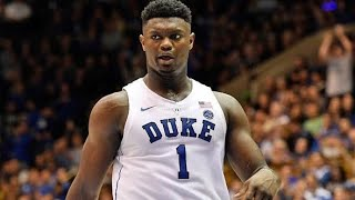 Zion Williamson Official Freshman Year Highlights | 2018-19