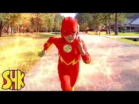 THE FLASH SuperHero Kids Classics Compilation!