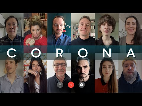 Гимн борьбы с коронавирусом на 4 языках