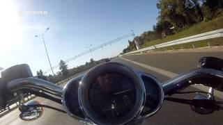 1. 2012 Harley-Davidson V-Rod 10th Anniversary Edition - onboard camera
