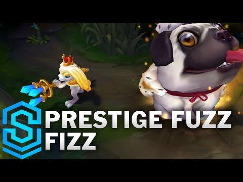 Fizz Chú Chó Tinh Nghịch Hàng Hiệu - Prestige Fuzz Fizz