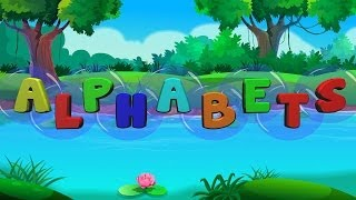 The ABC Song | Alphabets Song For Kids