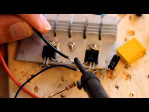 усилитель звука на одном транзисторе - RepeatYT - Twoje utwory w petli!
