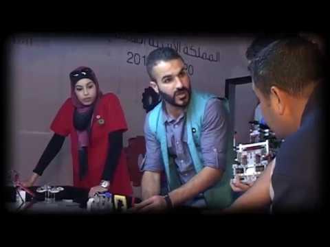 البطولة العربية المفتوحة الثامنة للروبوت