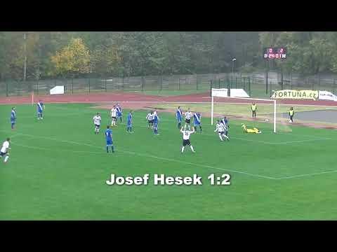 muži: FK Hodonín - Hulín 1:2