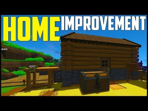 ECO Survival - Part 4: Home Improvement for Skillpoints!