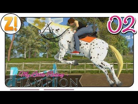 My Little Riding Champion: Das erste Springtraining #02 | Let's Play