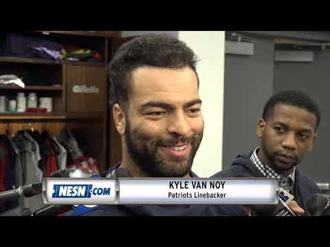 Video: Kyle Van Noy on Patriots' upcoming showdown against Titans