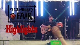 BBC Music Day + The Strawberry Fair