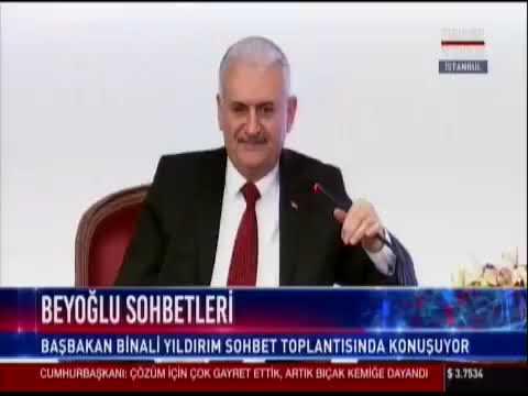 Başbakanımız da Ali Rıza Demircan'ı Dinliyordu...