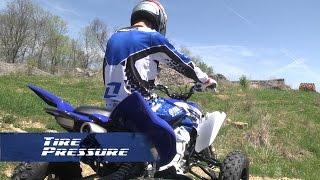 9. ATV Tire Pressure, Yamaha Sport ATV Tech Tip Series