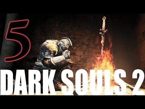 Dark Souls 2 Gameplay Walkthrough Part 5 - Sweet Sweet Progress