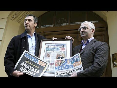Τουρκία: Σάλος από τις κυβερνητικές παρεμβάσεις στην αντιπολιτευόμενη εφημερίδα Zaman