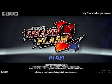 [SSF2] - Super Smash Flash: Mod Changes